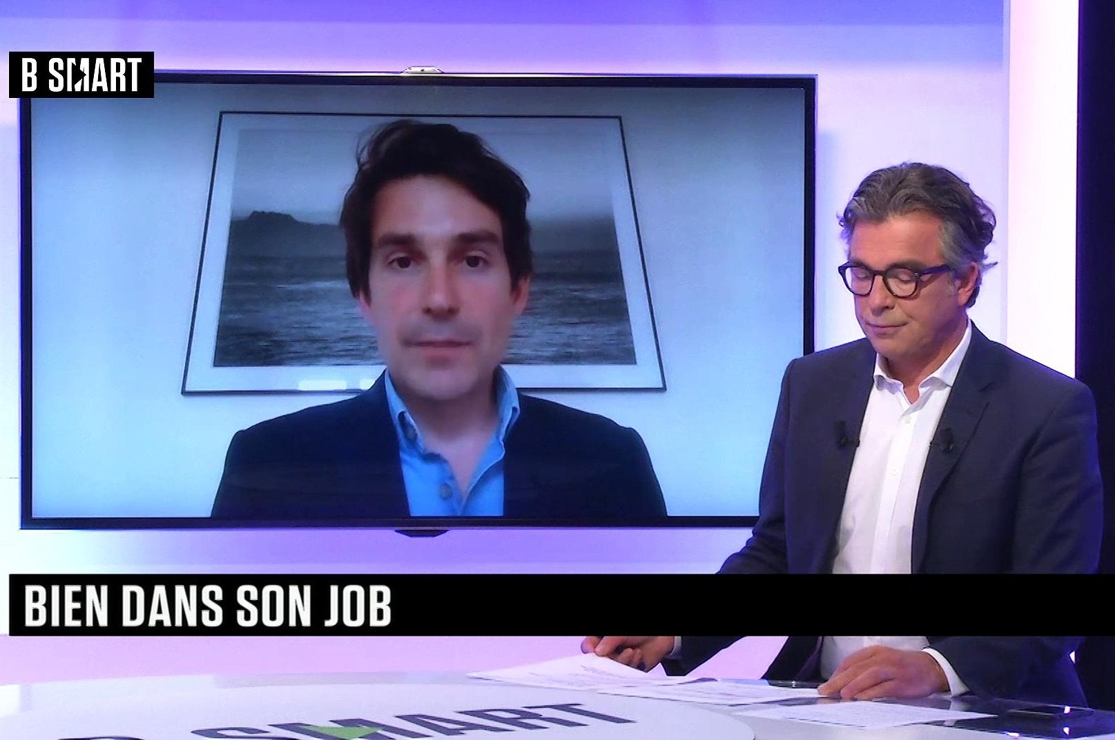 Interview Erlend Sorewards pour Bsmart TV