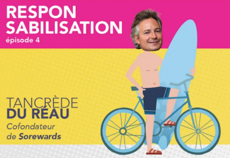 Tancrede podcast La Bicyclette FrenchIot